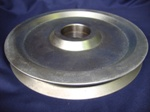 Hardened steel pulley (each)