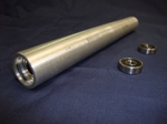 Aluminium Roller for Tost Pulley / Roller Box